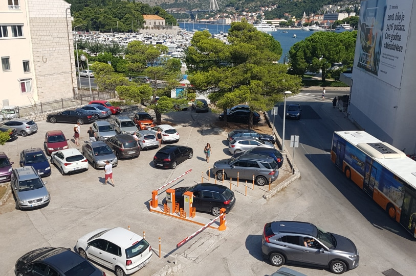 dubrovnik city parking