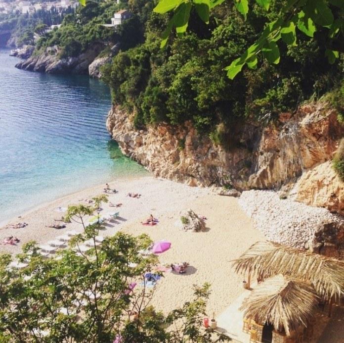 St. Jacob beach Dubrovnik